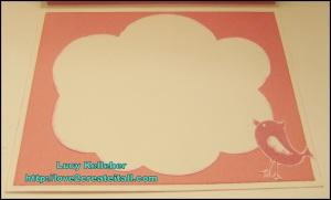 2013 - July 20 - Sentimental Saturday - Birthday Card - Inside 2
