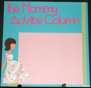 TheMommy Advice Column