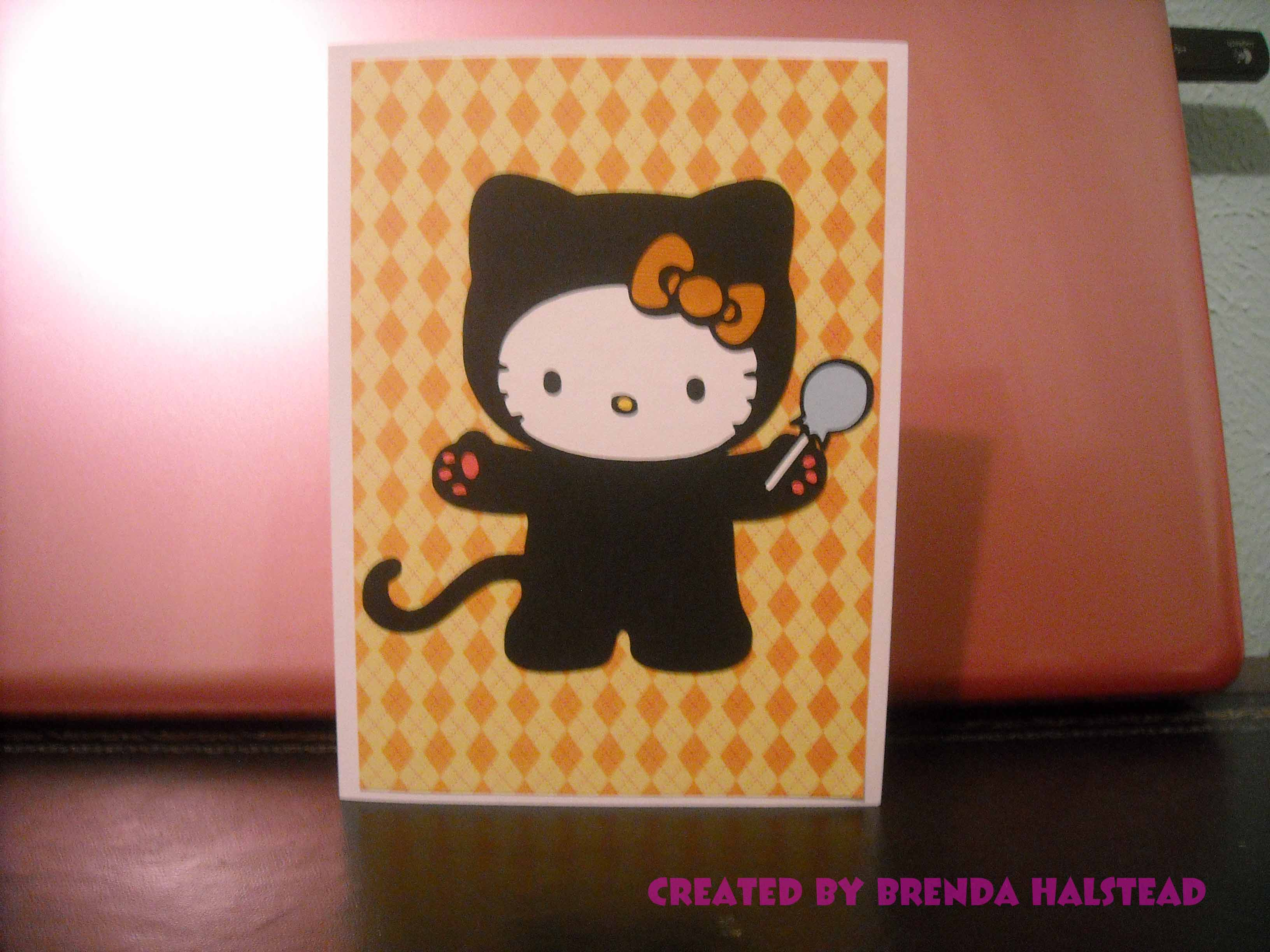 Hello kitty greetings cartridge cricutdiva design team i used the hello kitty greetings cricut cartridge to cut hello kitty and the pumpkin hello kitty was cut at a 4 12 and the pumpkin was cut at 2 12 m4hsunfo